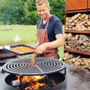 ofyr ronde grill