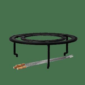 ofyr xl braziliaans grill set
