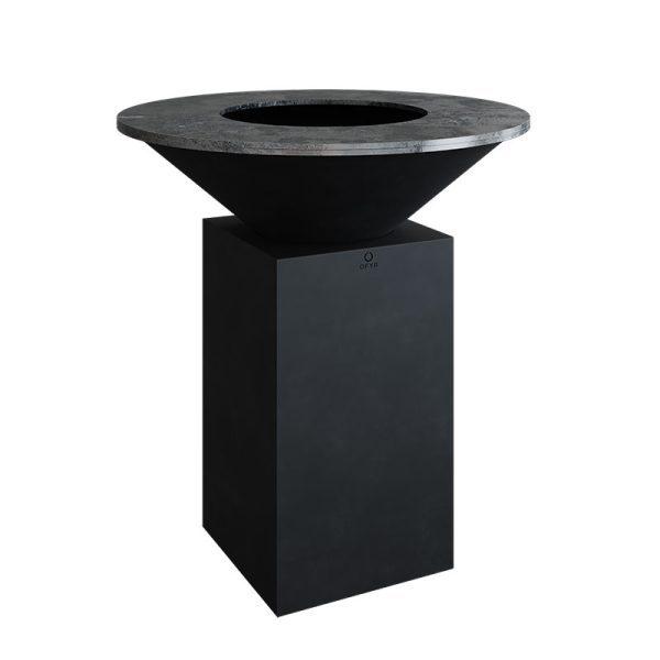 ofyr zwart staal