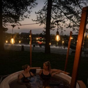 hot tub huren