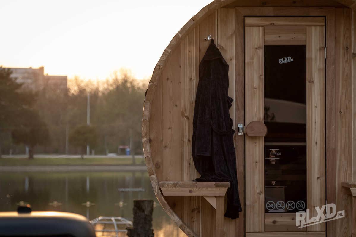 finse sauna huren