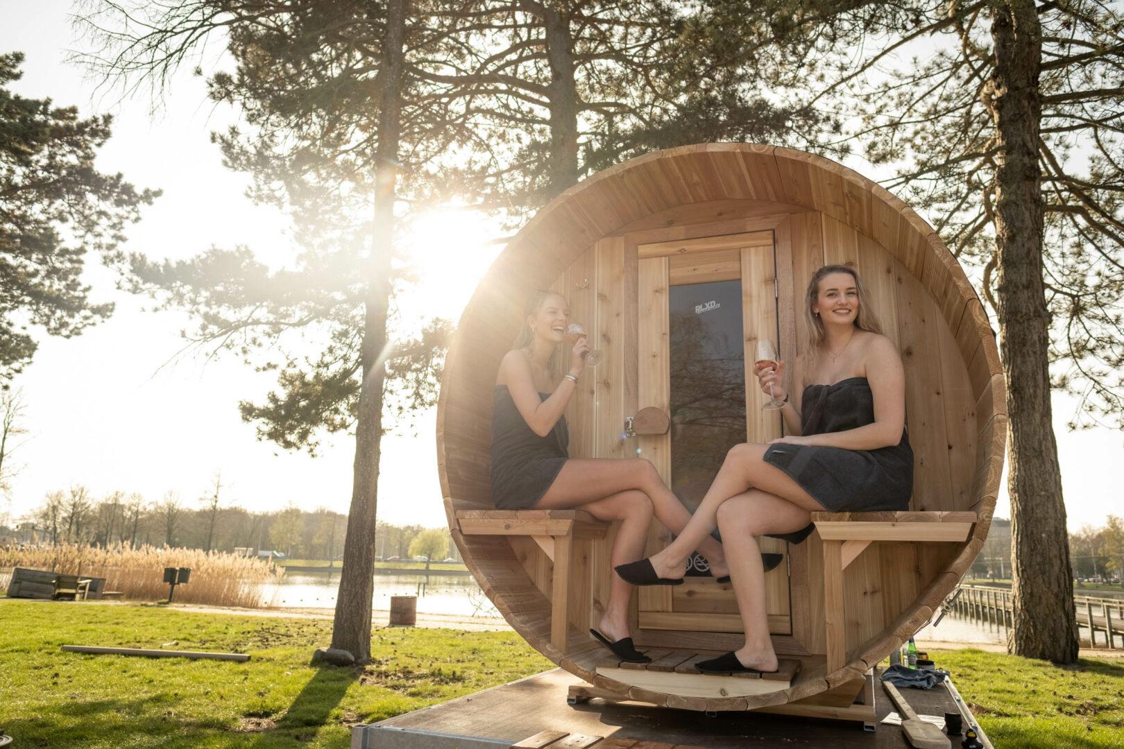 prive sauna huren